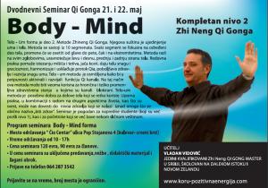 Napredni Seminar Qi Gonga Beograd